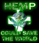 """HEMP: Could Save the World"" by ModernHippy"