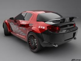 Mazda rx8 nr.2 by cipriany