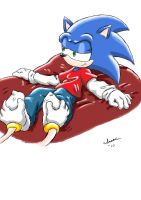 RQ Sonic Chillin' by ViralJP