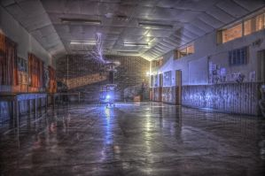 Tesla coil 2 HDR by teslaextreme