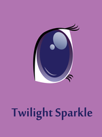 Twilight Sparkle Poster by leogal