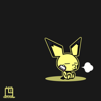 Pokeddexy Day 20 - Favorite Electric Rodent by LE-the-Creator