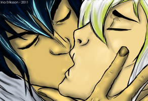 STARFIGHTER: Cain and Abel 2 by inapatricia