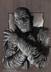 Lon Chaney Jr. Mummy by Buchemi