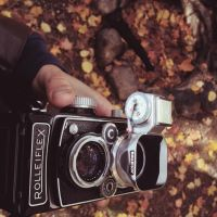 My Rollei by jonniedee