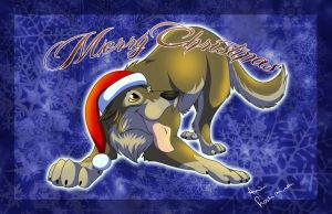 Balto Claus by AniuProserpina