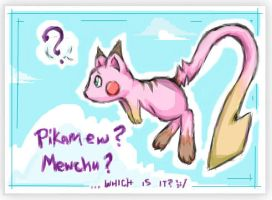 What Kind of Pokemon Are You? by Samalamalove