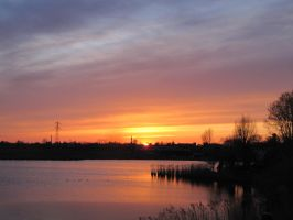 15-04-10 Sunset 10 by Herdervriend