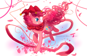 Pinkie Pie by AquaGalaxy