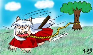 Inuyasha by fiori-party