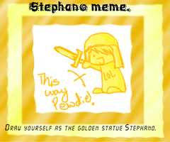 Stephano Meme by KsebbyR