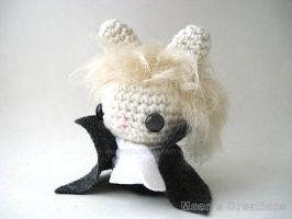 Jareth, the Goblin King Moon Bun by MoonYen