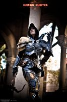 Demon Hunter by lilialemoine