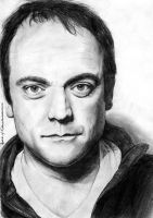 Mark Sheppard aka Crowley by SpiritusChaos