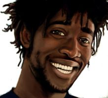 Kele bloc party by Raul-Leyva