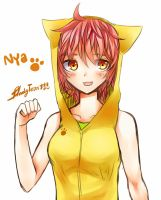 Nya! by BloodyTearsMSN