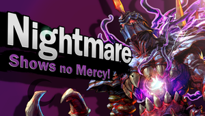 SSB4 - Nightmare by mbluebird2