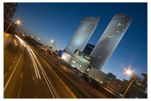 Azrieli View by gilad