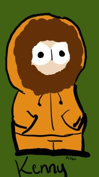 Kenny by Ivansminion