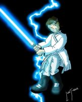 Kalfireth jedi Knight by turnsky