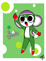 Young keronian yoshi by Freeze-pop88