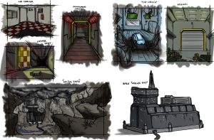 Locations thumbnails by davi-escorsin