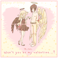 CoP - Sweet Valentines 2010 by Ai-Bee