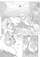 Dusk page 1 by erwil
