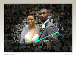 Wedding Montage by rawcre8tive