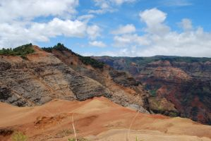 Waimea Canyon by kspatula