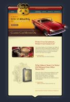 Classic Car Motor Oil by: Site by WebMagic