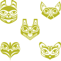 Shadowrun Returns - Totem icons by Doctor-G