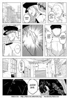 You're under arrest: page 2 by Feiuccia