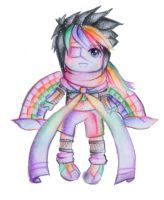 Rainbow Kid by Tajii-chan