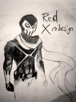 .R.E.Design. RED X by Shovahkiin