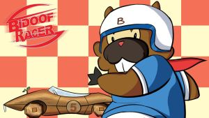 PS3 Bidoof Racer by mrstupes