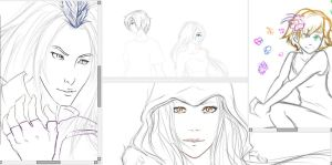 Digi Wips 3: Too many projects by Triple-A-XD-XP
