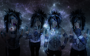 Dahvie Vanity Wallpaper 2 by TwilightCullenette