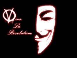 Viva La Revolution by LuchiferTheAlmighty