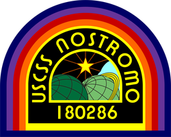 USCSS Nostromo Version 2 by CmdrKerner