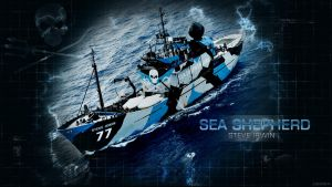 Sea Shepherd - Steve Irwin by Samcro-33
