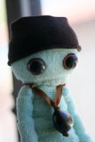 Detective Minty Slouch by cleody
