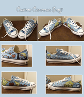 Sanji Converse by Snuckledrops