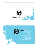 Business Card by f-anne-tastic