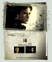 Skin Damon Salvatore by OnlyLa by endlesssly