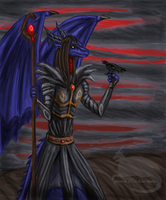 Queen of Darkness by Ravenfire5