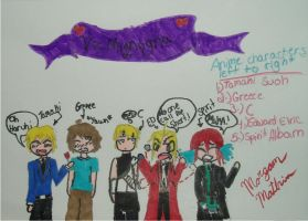 FINISHED Vic Mignogna's picture by mem3334