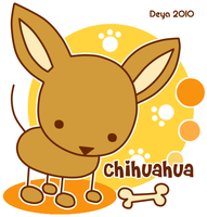 Cute Chihuahua by Misora-Roll