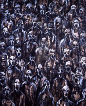 Army of Stitchlings by CliveBarker