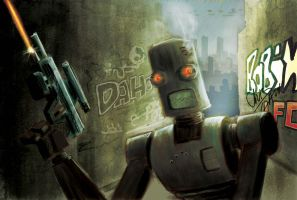 Bad Robot by Chris-Law